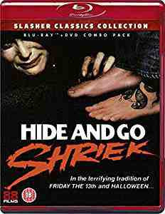 Hide and Go Shriek Blu-rayCombo