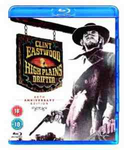 High Plains Drifter Blu ray Region