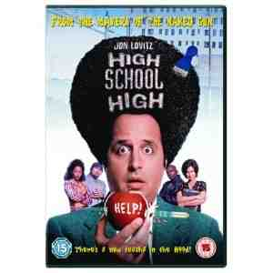 High School DVD Louise Fletcher