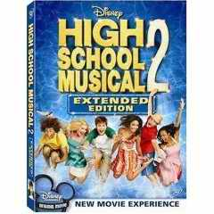 High School Musical 2 DVD