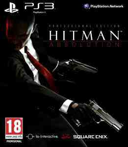 Hitman Absolution Professional Edition PS3
