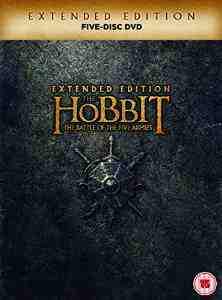 Hobbit Battle Five Armies Extended
