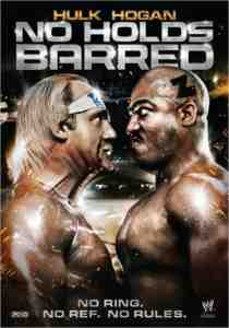 Holds Barred Blu ray Hulk Hogan