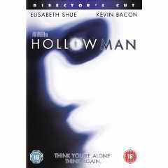 Hollow Man Extended Cut DVD