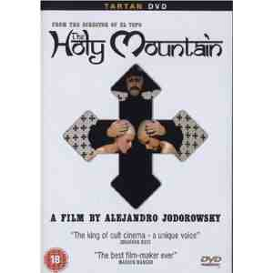 Holy Mountain DVD Alejandro Jodorowsky
