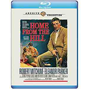 Home from the Hill 1960 Blu-ray