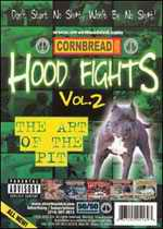 Hood Fights 2 DVD cover