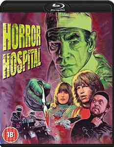 Horror Hospital Blu ray Michael Gough
