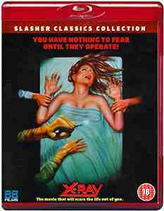 Hospital Massacre Slasher Classics Blu ray