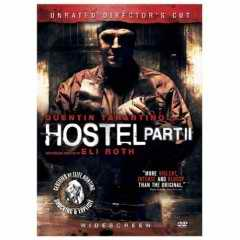 Hostel Part II DVD