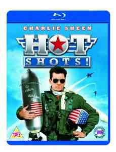 Hot Shots Blu ray Charlie Sheen