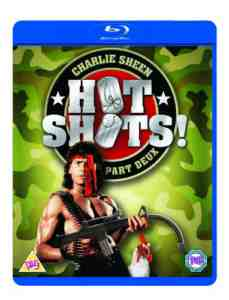 Hot Shots Part Deux Blu ray
