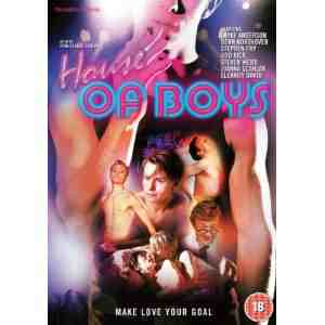 House Boys DVD Layke Anderson
