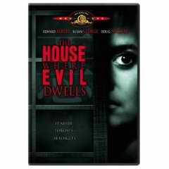 The House where EVil Dwells DVD