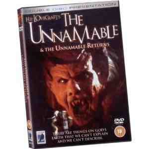 H P Lovecrafts Unnamable Returns 1988