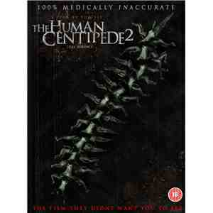 Human Centipede Full Sequence DVD