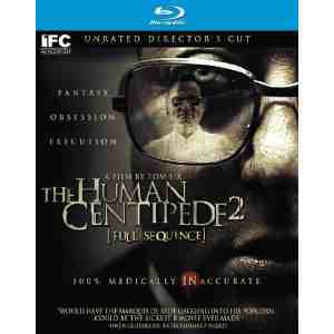 Human Centipede II Sequence US Blu ray