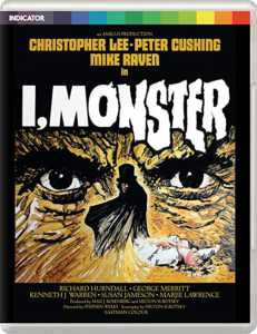 I, Monster Blu-ray