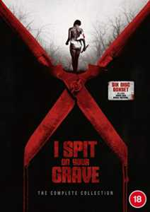 I Spit On Your Grave: The Complete Collection Blu-ray