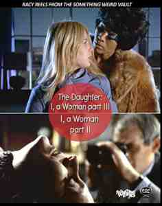 I, a Woman Part II / The Daughter: I, a Woman Part III Double Feature DVD