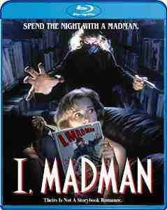 I Madman Blu ray Stephanie Hodge