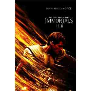 Immortals Cinemas November 11 DVD
