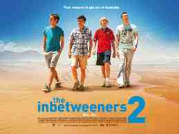 Inbetweeners 2 DVD Simon Bird