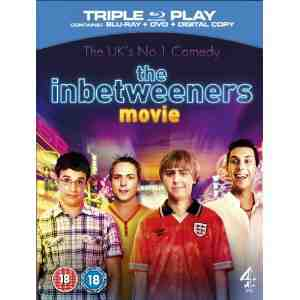 Inbetweeners Movie Triple Blu ray Digital