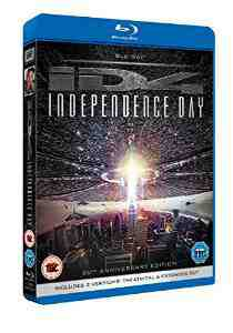 Independence 20th Anniversary Remastered Blu ray
