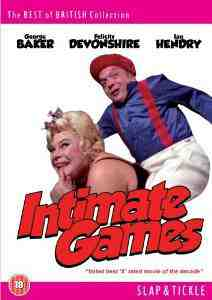 Intimate Games DVD Tudor Gates