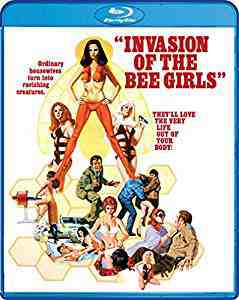 Invasion of the Bee Girls Blu-ray