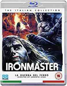 Ironmaster Blu-ray