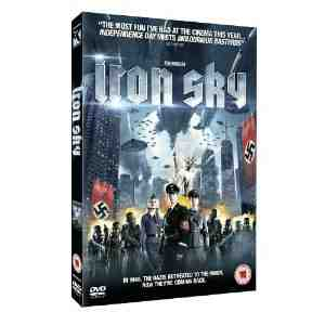 Iron Sky DVD Julia Dietze