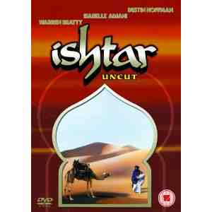 Ishtar DVD Warren Beatty