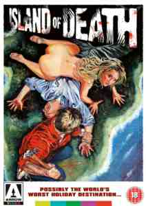 Island of Death DVD