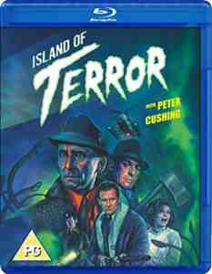 Island Terror Blu ray Peter Cushing