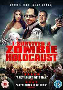 I Survived Zombie Holocaust DVD