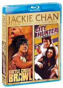 Jackie Chan Battle Hunter Blu ray