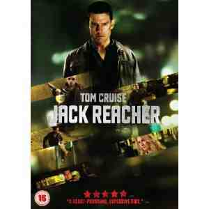 Jack Reacher DVD Tom Cruise update