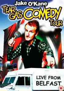 Jake OKane Tear Comedy Tour