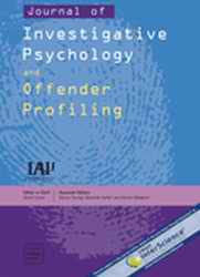 Journal of Investigative Psychology and Offender Profiling