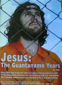 Jesus: The Guantanamo Years poster