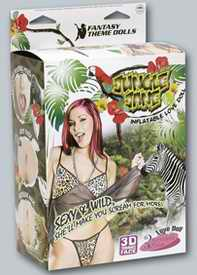 Jungle Jane Sex Doll 40