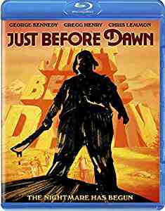Just Before Dawn Blu-ray
