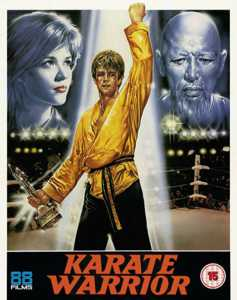 Karate Warrior Blu-ray