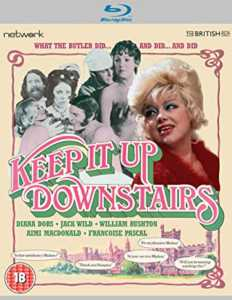 Keep it Up Downstairs Blu-ray