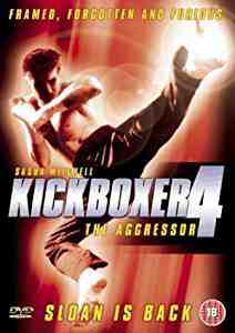 Kickboxer 4 - The Aggressor DVD