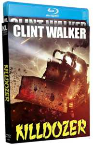 Killdozer Blu-ray