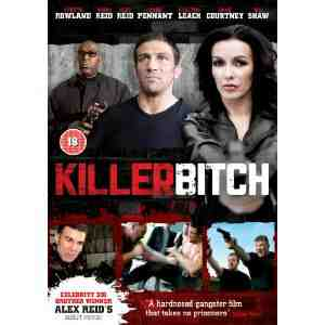Killer Bitch DVD Alex Reid