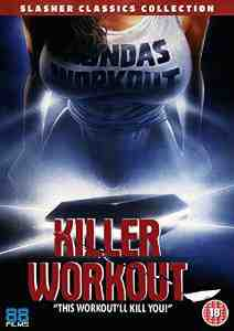 Killer Workout DVD Marcia Karr